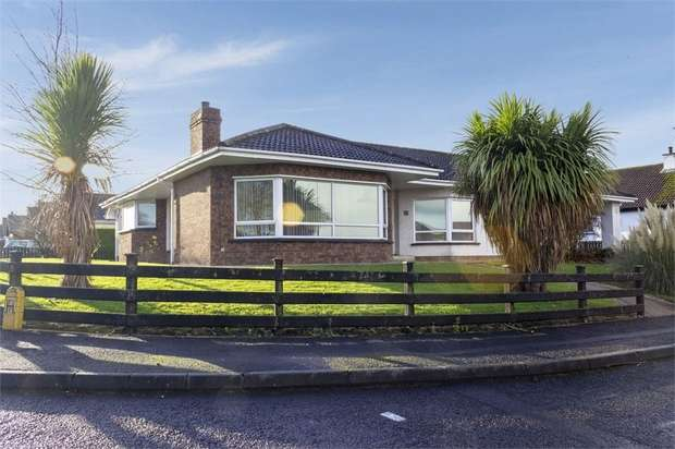 4 Bedrooms Detached Bungalow for sale in Glasvey Drive, Ballykelly, Limavady, County Londonderry