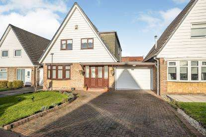 3 Bedrooms Detached House for sale in The Round Meade, Maghull, Liverpool, Merseyside, L31