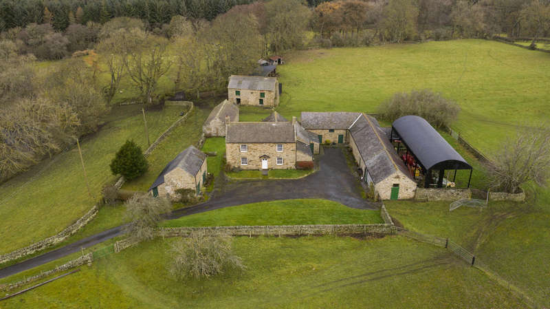 2 Bedrooms House for sale in Whitley Chapel, Hexham