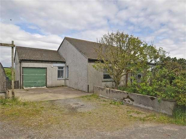 3 Bedrooms Detached Bungalow for sale in Nethersands Cottage, Deerness, Orkney