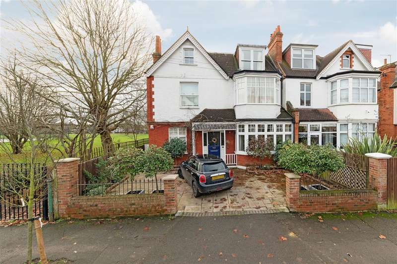 6 Bedrooms End Of Terrace House for rent in Melbury Gardens, Cottenham Park, West wimbledon