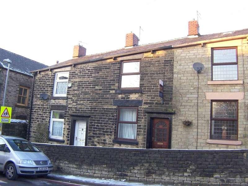 2 Bedrooms Terraced House for sale in Micklehurst Road, Mossley, OL5