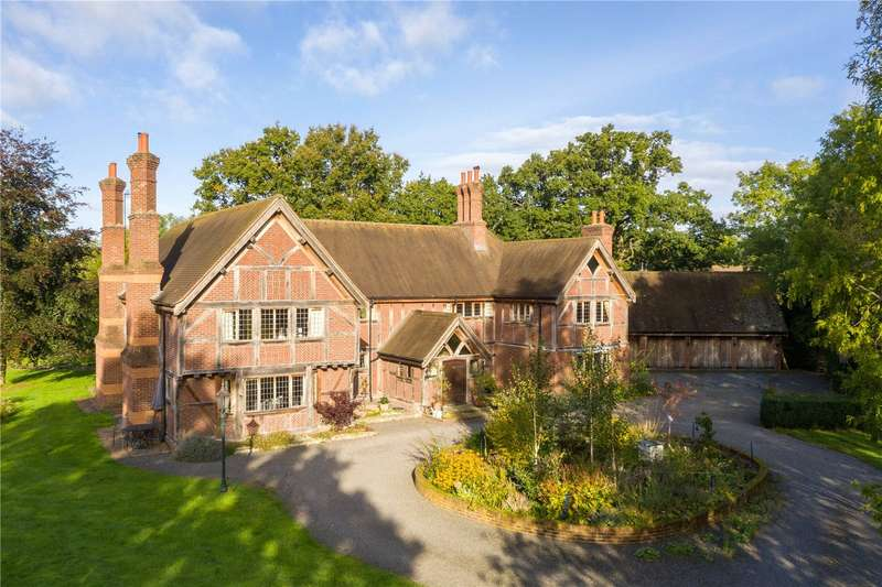 6 Bedrooms Detached House for sale in Alcester Heath, Alcester, B49