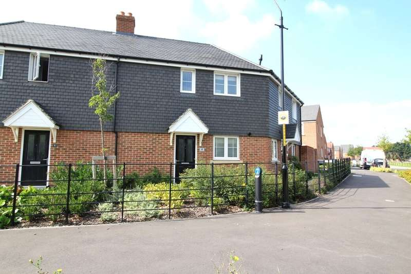 2 Bedrooms Flat for sale in White Satin Close, Iwade, Sittingbourne, ME9
