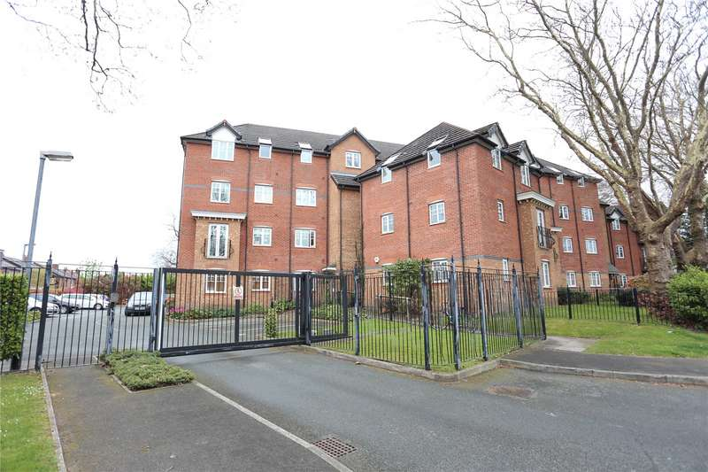 2 Bedrooms Apartment Flat for sale in York Court, Burnage Lane, Burnage, Manchester, M19