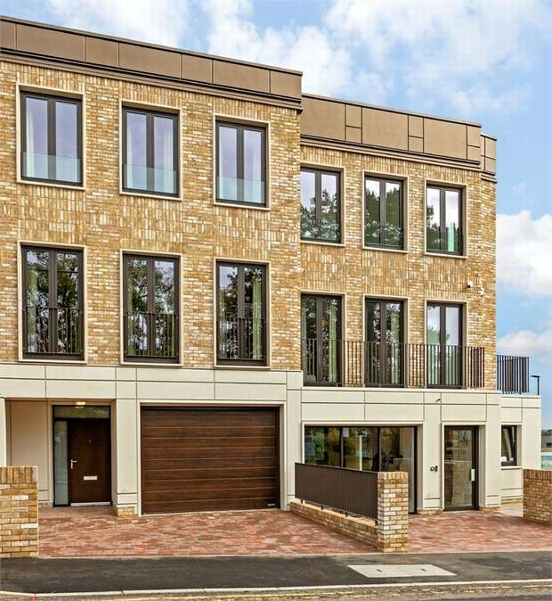 4 Bedrooms Semi Detached House for sale in Millbrook Park, Mill Hill, NW7