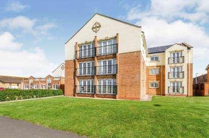 1 Bedroom Flat for sale in Warren Manor, Warren Drive, Thornton-Cleveleys, Lancashire, FY5