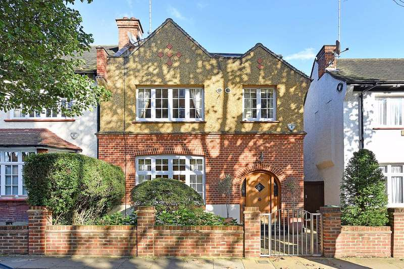 5 Bedrooms Semi Detached House for sale in Biddulph Road, London, W9