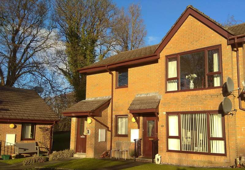 2 Bedrooms Retirement Property for sale in Holmehill Court, Dunblane, FK15