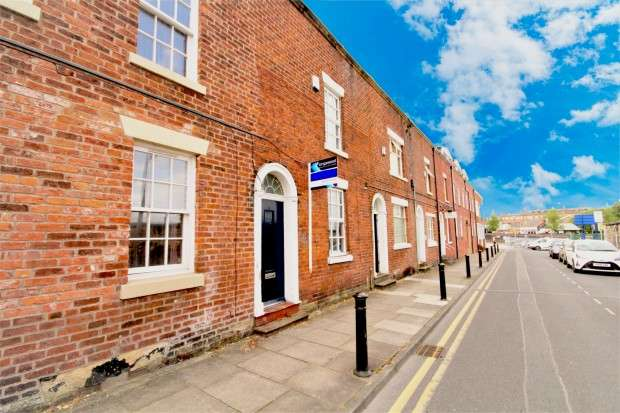3 Bedrooms Terraced House for sale in St. Wilfrid Street, Preston, PR1