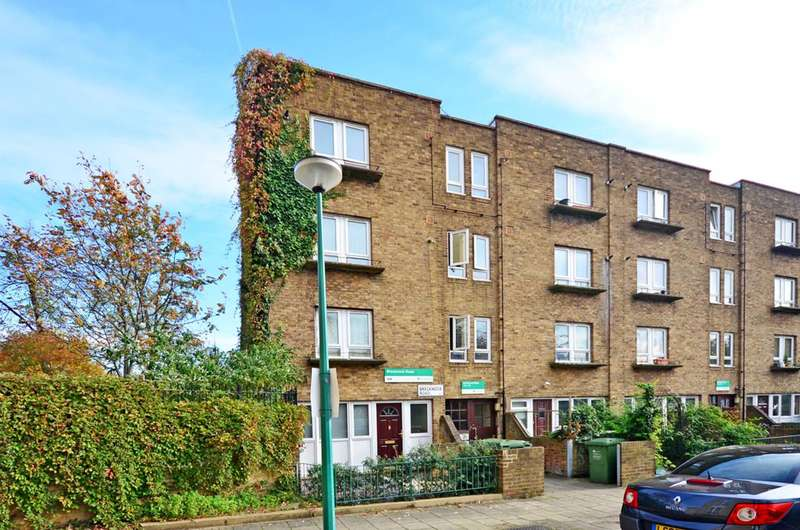2 Bedrooms Maisonette Flat for rent in Brecknock Road, Tufnell Park, N7