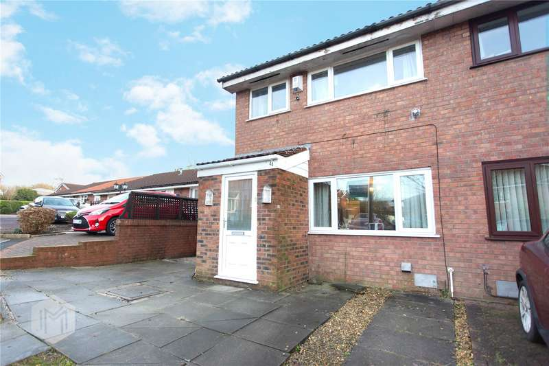 3 Bedrooms Semi Detached House for sale in Draperfield, Eaves Green, Chorley, PR7