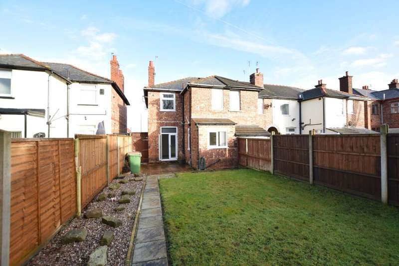 3 Bedrooms Terraced House for sale in Norman Street, Birkenhead, CH41