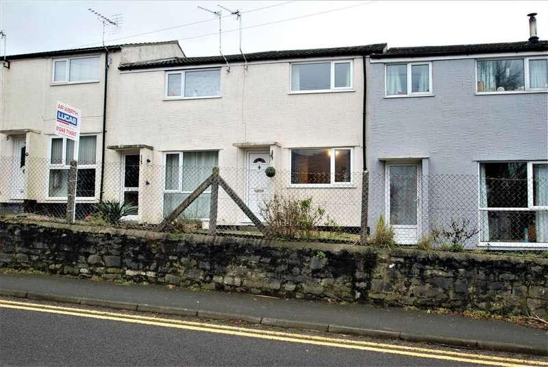 2 Bedrooms Terraced House for sale in Tyn Cwrt Estate, Brynsiencyn