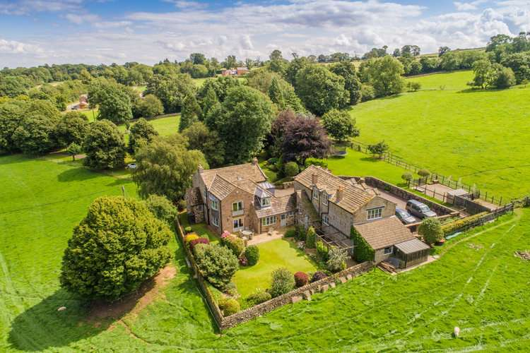 6 Bedrooms Detached House for sale in Hollins Lane , Hampsthwaite
