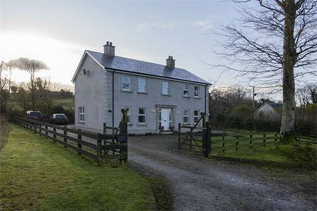 4 Bedrooms Detached House for sale in Glencosh Road, Dunamanagh, Strabane, County Tyrone