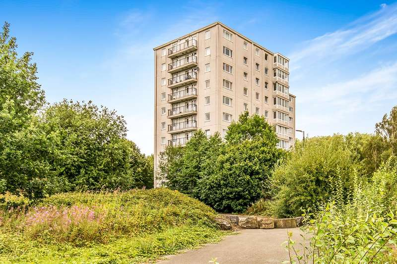2 Bedrooms Apartment Flat for sale in The Peninsula Building, Kersal Way, Salford, Greater Manchester, M7