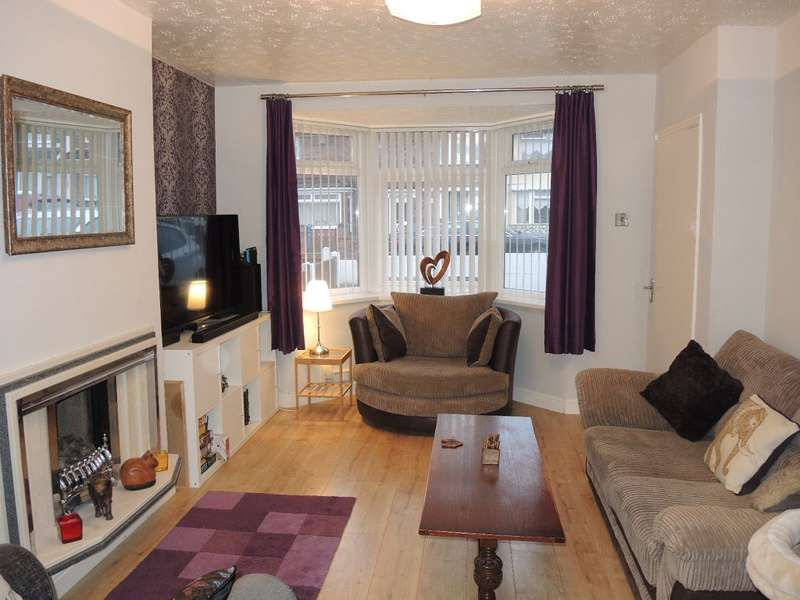 2 Bedrooms End Of Terrace House for sale in Gribble Road, Fazakerley, Liverpool