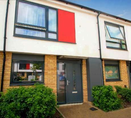 3 Bedrooms Terraced House for sale in Monarch Close, Maidstone, Kent, ME15 6ZS