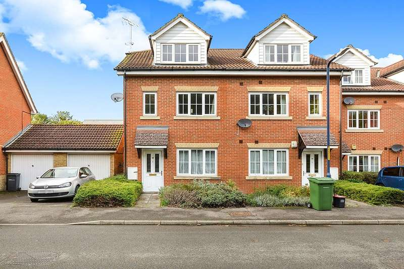 1 Bedroom Maisonette Flat for sale in Passmore Way, Tovil, Maidstone, Kent, ME15