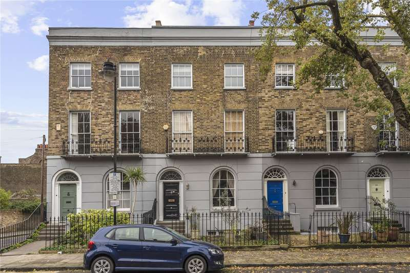 4 Bedrooms Terraced House for sale in St Pauls Place, Canonbury, Islington