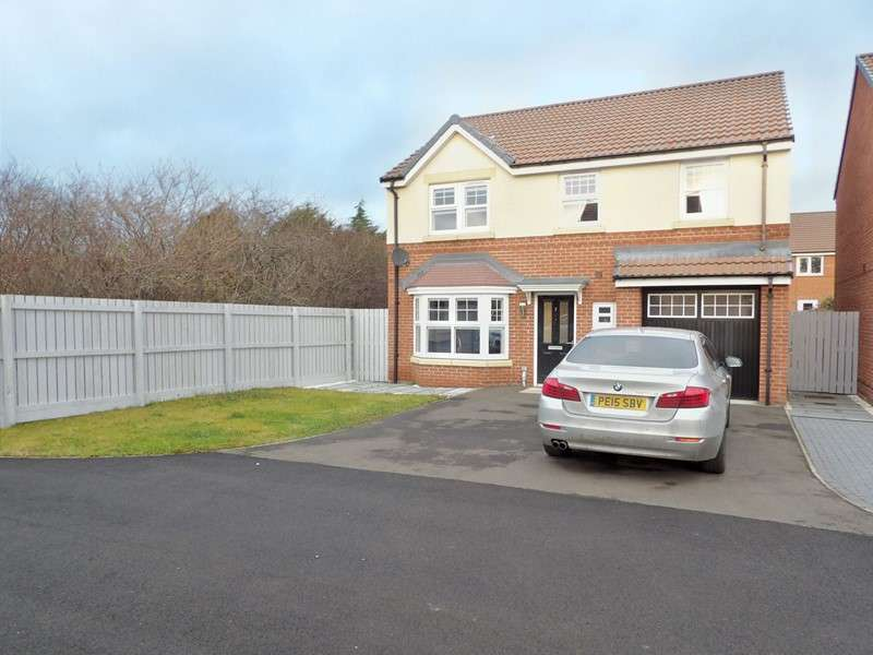 4 Bedrooms Property for sale in Stanegate, The Maples, Hebburn, Tyne and Wear, NE31 2GH