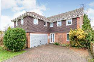 4 Bedrooms Detached House for sale in Hill House Close, Turners Hill, Crawley, West Sussex