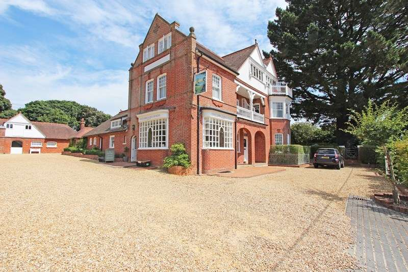Shop Commercial for sale in Forest Heath House, Station Road, Sway, Lymington, SO41