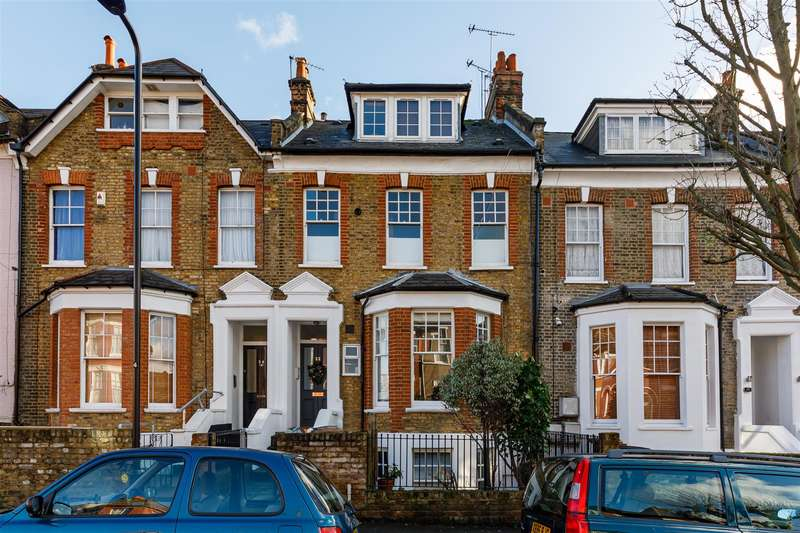2 Bedrooms Flat for sale in Durley Road, Stoke Newington, N16