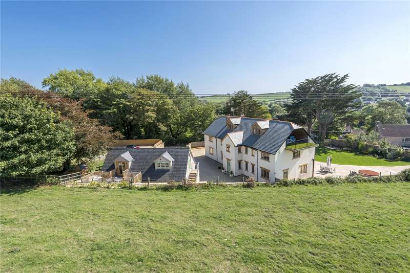 5 Bedrooms Detached House for sale in Roman Road, Osmington, Weymouth, Dorset, DT3