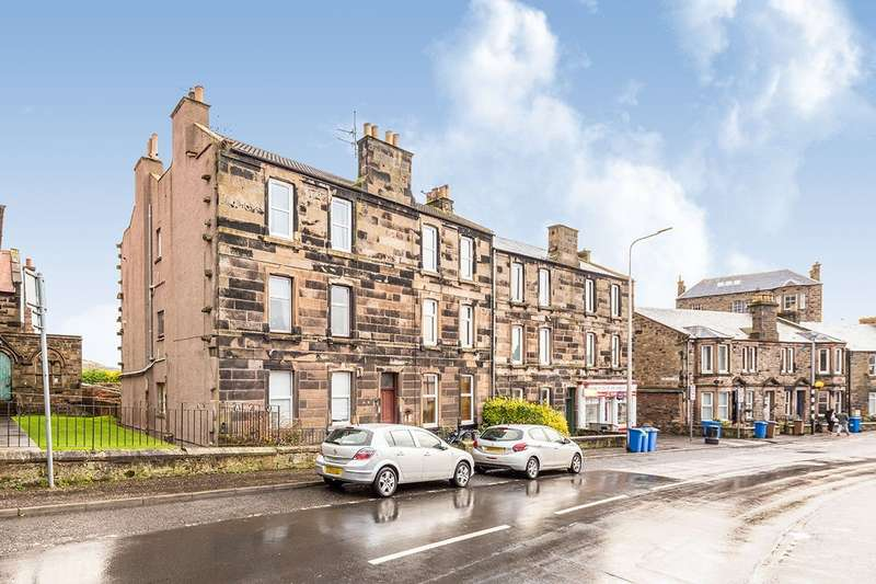 2 Bedrooms Apartment Flat for sale in Cromwell Road, Burntisland, Fife, KY3
