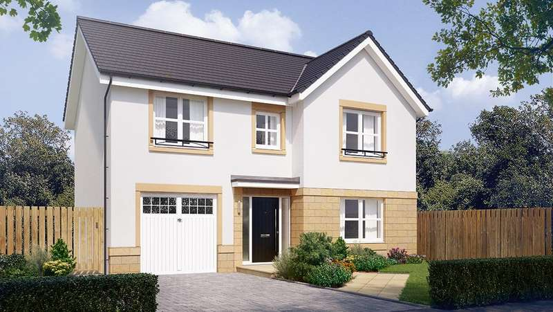 4 Bedrooms Detached House for sale in Norbury Pitdinnie Grange, Cairneyhill, KY12