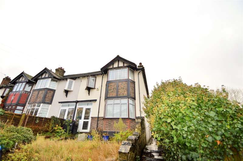 3 Bedrooms End Of Terrace House for sale in Duppas Road, Croydon