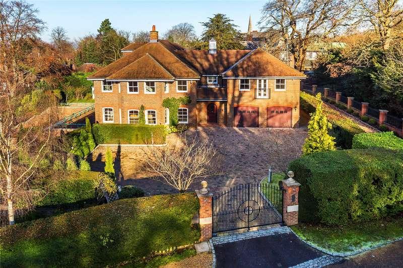 6 Bedrooms Detached House for sale in Wilderness Road, Chislehurst, BR7