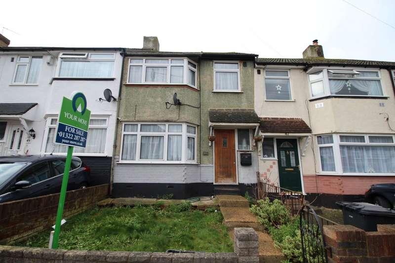 3 Bedrooms House for sale in Mayfair Road, Dartford, Kent, DA1