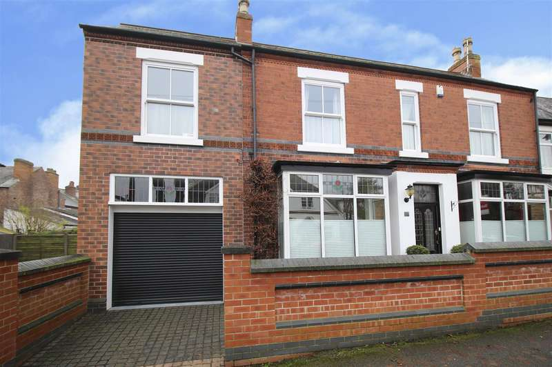 4 Bedrooms House for sale in Bramcote Road, Beeston