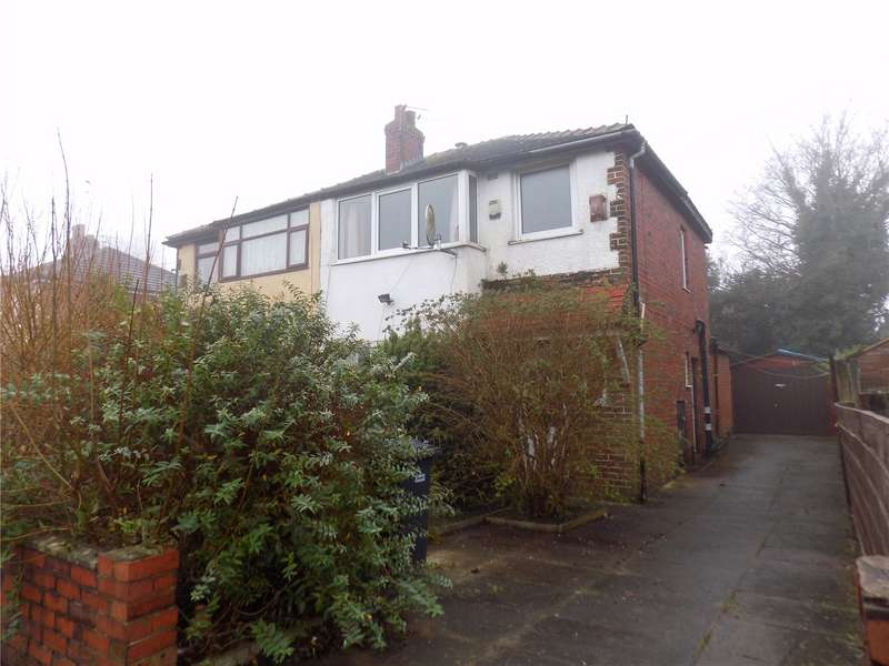 3 Bedrooms Semi Detached House for sale in Lydgate Avenue, Bolton, Greater Manchester, BL2