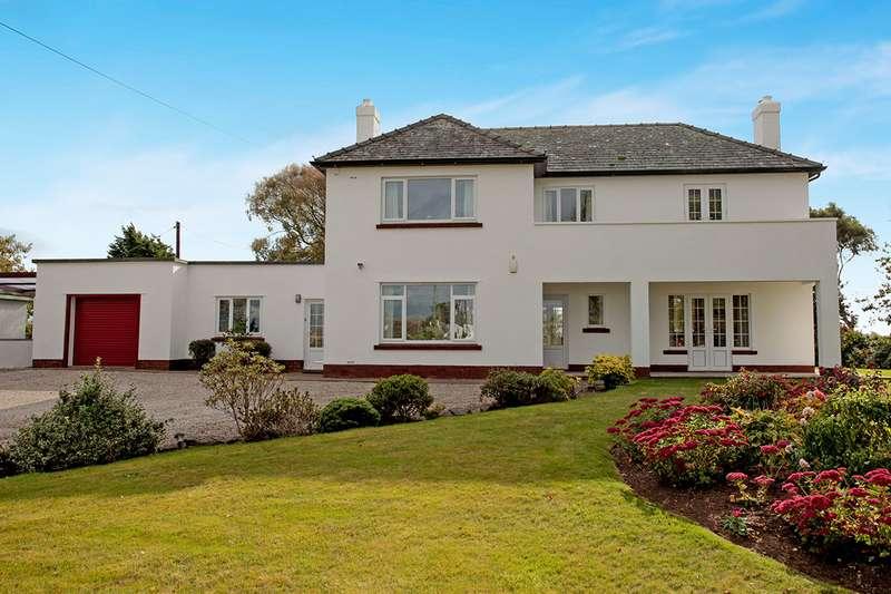 4 Bedrooms Detached House for sale in Skinburness Road, Skinburness, Wigton, Cumbria, CA7
