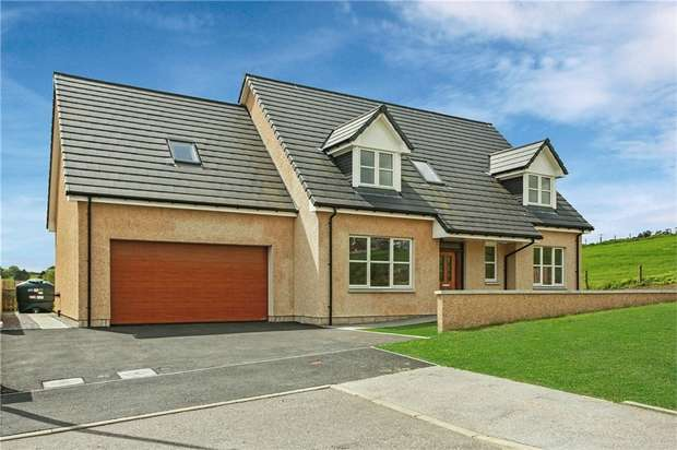 4 Bedrooms Detached House for sale in Craigton Place, Lumphanan, Banchory, Aberdeenshire