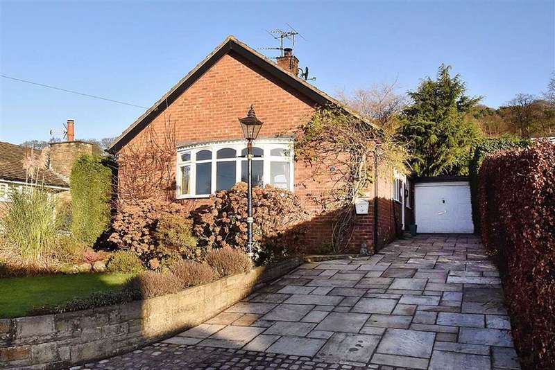 3 Bedrooms Detached Bungalow for sale in Roewood Lane, Macclesfield