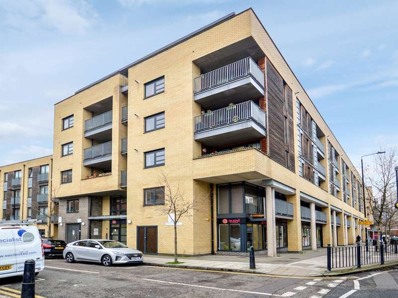 3 Bedrooms Flat for sale in Fawe Street, Poplar E14
