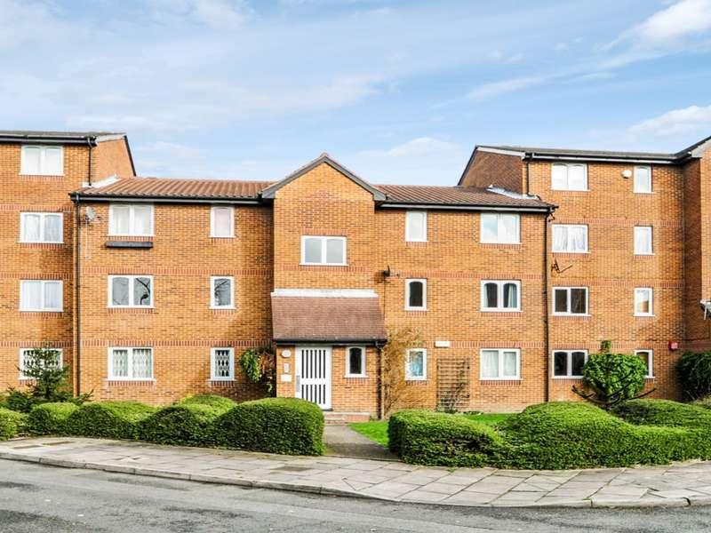 2 Bedrooms Flat for sale in John Silkin Lane, Deptford SE8