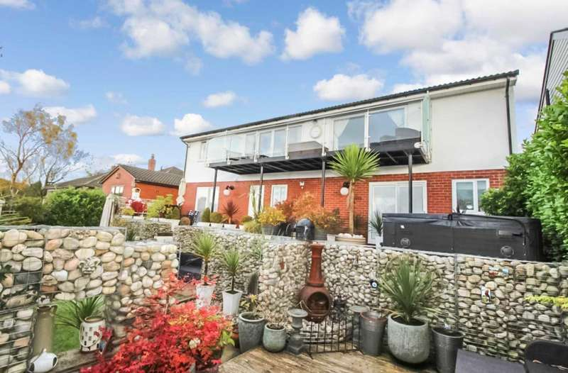 5 Bedrooms Detached House for sale in Ripon Avenue, Heaton