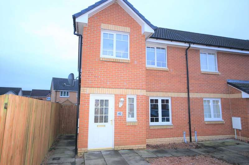 3 Bedrooms Terraced House for sale in St Andrews Drive, Law