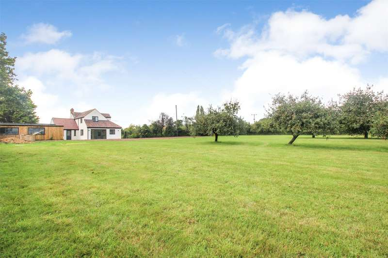 4 Bedrooms Detached House for sale in Berrow, Malvern, Worcestershire, WR13