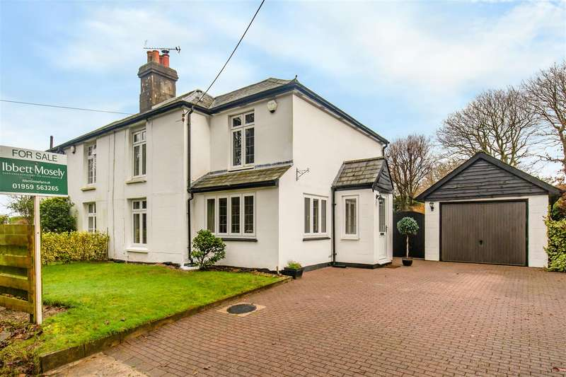 3 Bedrooms Semi Detached House for sale in Chart Lane, Brasted Chart