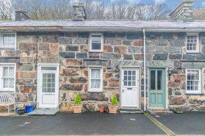 2 Bedrooms Terraced House for sale in Gwynant Street, Beddgelert, Caernarfon, Gwynedd, LL55
