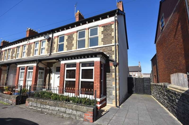4 Bedrooms End Of Terrace House for sale in 20 Grove Place, Penarth, Vale of Glamorgan, CF64 2ND