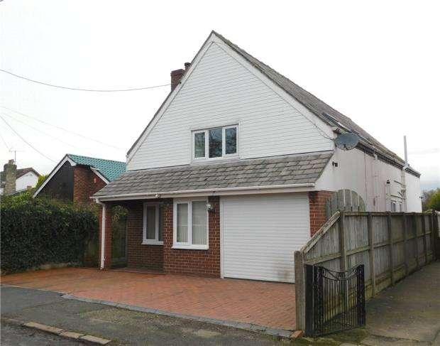 5 Bedrooms Detached House for sale in Station Road, Aston Juxta Mondrum, Nantwich