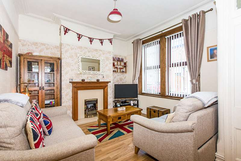 3 Bedrooms House for sale in Waverley Road, Preston, Lancashire, PR1